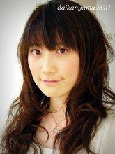 ゆるふわナチュラル巻きでエレガントな大人女性に|daikanyama SOU 関 倖壱のヘアスタイル