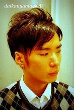 動きのあるシルエットが魅力のオトナショート|daikanyama SOUのヘアスタイル