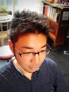 毛先の動きでアクティブ感を強調|daikanyama SOUのヘアスタイル