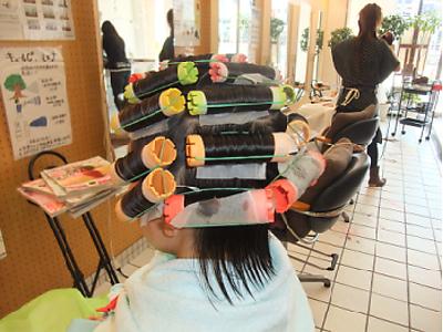 ウィービングカラー毛|STUDIO ASK 八戸ノ里店のヘアスタイル