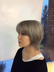 ハイトーンショート|STUDIO ASK 八戸ノ里店のヘアスタイル