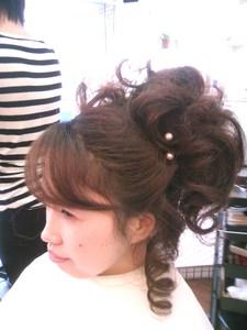 こんなヘアスタイルはいかがですか? (>▽<)|STUDIO ASK 八戸ノ里店のヘアスタイル