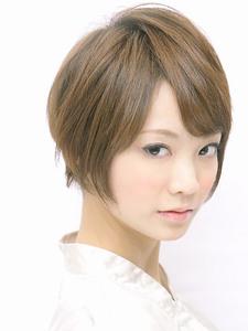 小顔クールショート|sugar.cのヘアスタイル