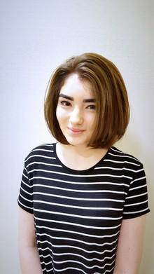 夏は終わってなーい|Horide  高槻阪急店のヘアスタイル