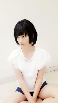 絶命の危機黒髪少女|Horide  高槻阪急店のヘアスタイル