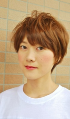 ラフな動きの大人のマッシュショート|Tasha 池田 昭仁のヘアスタイル