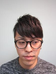 リクルートヘアーもアイビーでどうですか?|トシちゃんの美容室のヘアスタイル