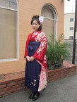 ☆卒業式袴スタイル☆