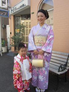 三歳☆ so!cute! トシちゃんの美容室のヘアスタイル