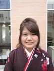 ★卒業式。袴ヘア☆