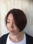 ★★大人ショート☆☆|トシちゃんの美容室のヘアスタイル