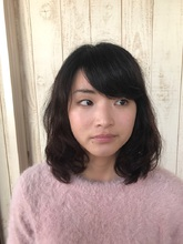 ♪春のロボブスタイル♪ トシちゃんの美容室のヘアスタイル