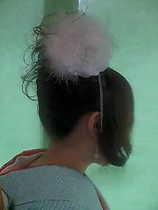 フワフワでキュートなアップスタイル!|TRANSFORMのヘアスタイル