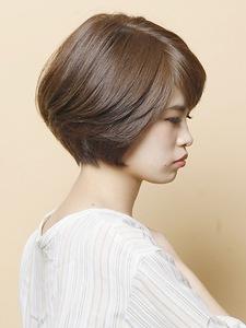 大人レイヤーボブ「シレンシオ×ぬけ感」 _TREEのヘアスタイル