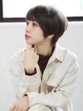 大人ショートボブ「シフォン×抜け感」|_TREEのヘアスタイル