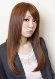 2013春「ナチュラル×艶ストレート」ロング