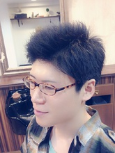 難関試験お疲れさま!!!|Barber UTENAのヘアスタイル