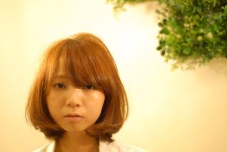 簡単スタイリングでふんわり感UP☆|verde brancoのヘアスタイル