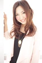 清涼感のある毛流れが奏でる甘いハーモニー☆|VOGUE 江坂店 のヘアスタイル