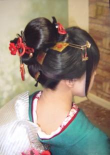 成人を祝って|Vogue Hair&Face    のヘアスタイル