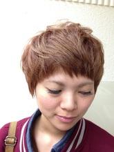 キュートな似合わせボブ|HAIR MAKE WASHAW 芦屋店 玉村 健二のヘアスタイル