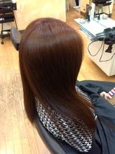 ピンクバイオレットでしっとり艶髪|HAIR MAKE WASHAW 芦屋店 玉村 健二のヘアスタイル