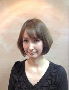 グラボブ|HAIR MAKE WASHAW 芦屋店のヘアスタイル