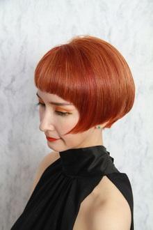 イノセントボブ|HAIR MAKE WASHAW 芦屋店のヘアスタイル