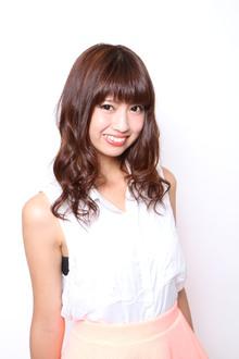 楽にできるウェーブスタイル!!|HAIR MAKE WASHAW 芦屋店のヘアスタイル