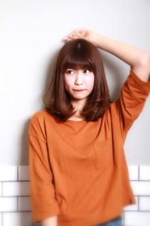 ワンカールの大人系ボブスタイル☆|HAIR MAKE WASHAW 芦屋店のヘアスタイル