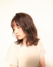 カジュアルなのに大人っぽいらくちんスタイル|HAIR MAKE WASHAW 芦屋店のヘアスタイル