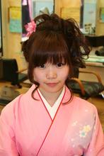 卒業式|HAIR MAKE WASHAW 芦屋店 玉村 健二のヘアスタイル
