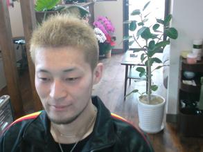 ASH ★ GRAY|PEDAL 山下理髪店のヘアスタイル