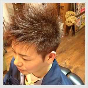 大人のおしゃれボウズ。|PEDAL 山下理髪店のヘアスタイル