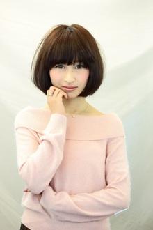 Cuteな甘めボブ|Y.S.PARK   HIROOのヘアスタイル