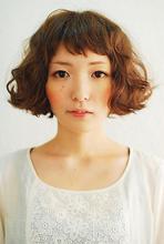 ふんわりBOB Y.S.PARK   HIROO 平田 愛美のヘアスタイル