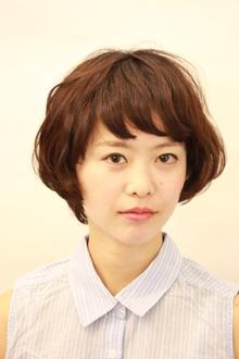 アーバンショート|Y.S.PARK  ROPPONGIのヘアスタイル
