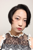 黒髪short Y.S.PARK  ROPPONGIのヘアスタイル