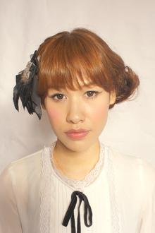 トライアングルシニョン|Y.S.PARK  ROPPONGIのヘアスタイル