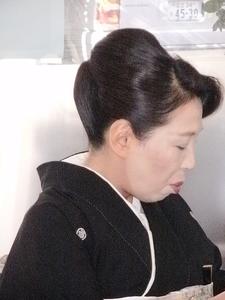 新婦さんのお母様です|美容室 ゆふーのヘアスタイル