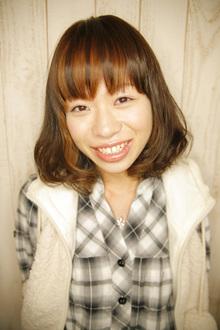 YO|Yutaka Hair 本店のヘアスタイル