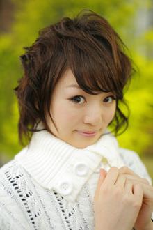 風にそよぐヤワラカウェーブ|Yutaka Hair 本店のヘアスタイル