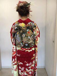 振袖|Yutaka Hair 真美ケ丘店のヘアスタイル