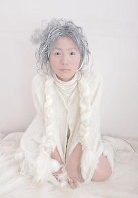 雪ん子のイメージスタイル